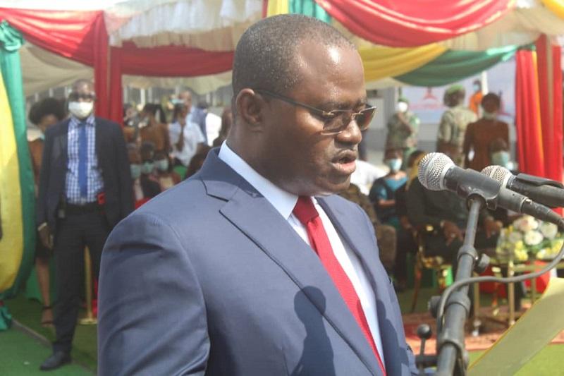 UGAN de Conakry : Inauguration de plusieurs infrastructures réalisées par GUICOPRES BTP